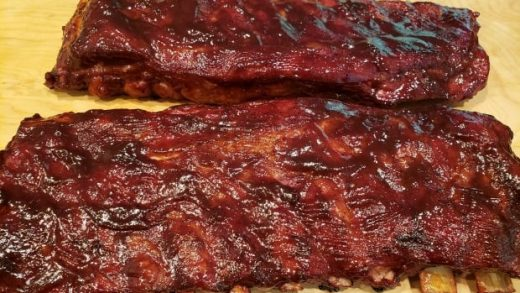 Traeger BBQ Baby Back Ribs / The Grateful Girl Cooks!