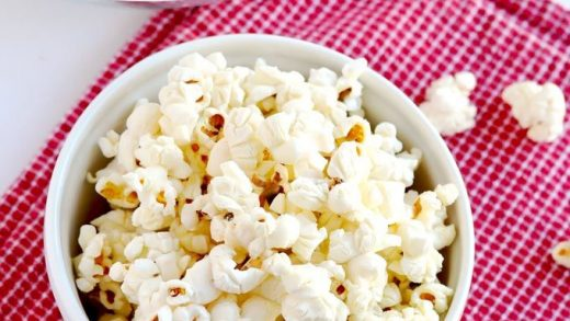 How to Make Popcorn in 5 Minutes at Home