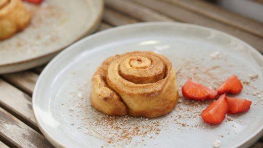 Cinnamon Rolls for Beginners - La Cuisine de Géraldine