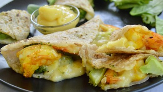Healthy Quesadilla Challenge: Mission Possible Monday – College Recipe Cafe