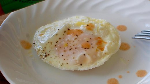 Microwave Fried Egg — The 350 Degree Oven