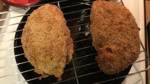 Sous Vide Chicken Cordon Bleu IP Duo Crisp .. or oven – Homemaker Geek