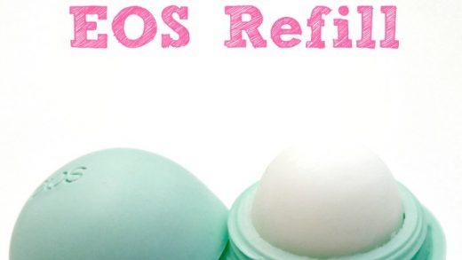 Homemade Peppermint Lip Balm EOS Refill - Mom 4 Real