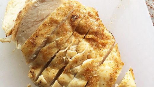 Perfect Every Time Roasted Split Chicken Breast | Abra's Kitchen