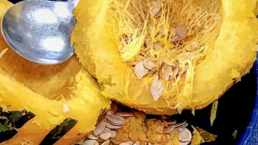 How To Cook Instant Pot Acorn Squash  Oven, Slow Cooker & Microwave  Instructions Included   Perfect Acorn Squash!