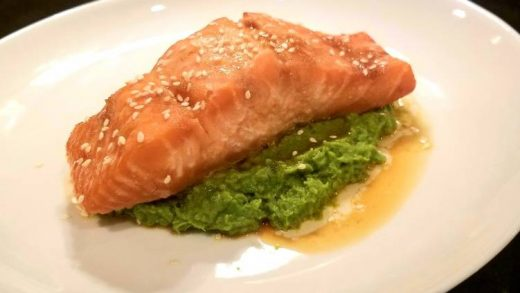 Steakhouse Grilled Salmon – Palatable Pastime Palatable Pastime