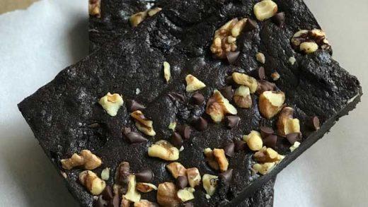 Pampered Chef Brownie pan-cookbook-Mindy's Menu