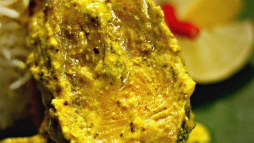 Bhapa Ilish (Steamed Hilsa) – Trisha's Kitchen Alchemy