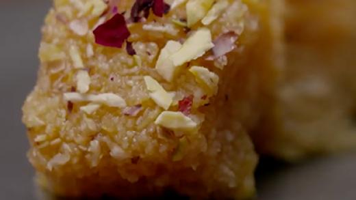 Sugar-free Kopra Pak in Microwave - blog