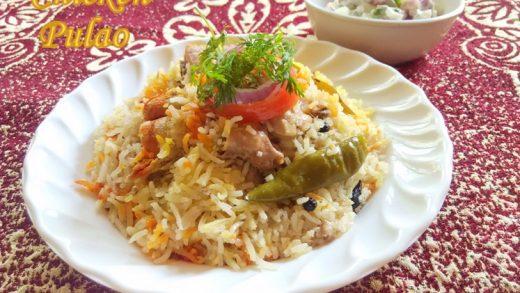 Chicken Pulao Recipe/Chicken Dum Pulao Recipe. – Yummy Recipes