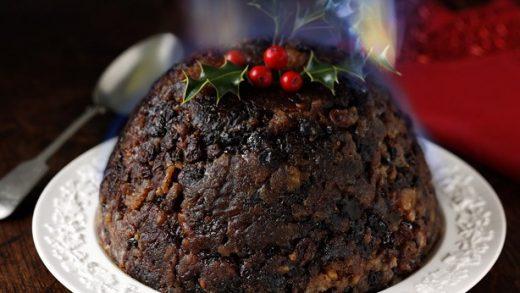 Christmas pudding recipe   My Tasty Recipe Book