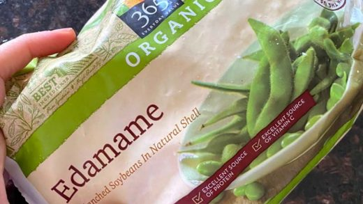 How To Cook Frozen Edamame In The Microwave – Melanie Cooks