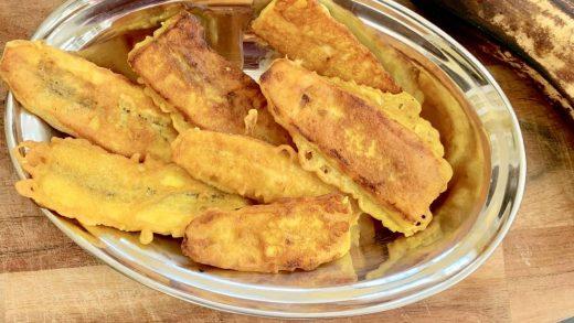 Crispy Fried Plantains Recipe
