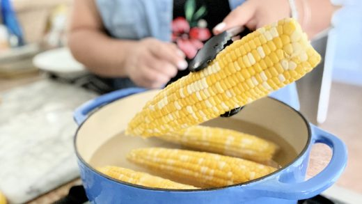 how long to cook corn on the cob in the microwave without husk – Microwave  Recipes