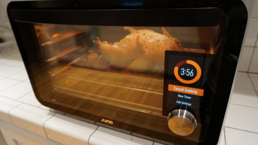 The June Oven makes cooking an exact science | TechCrunch