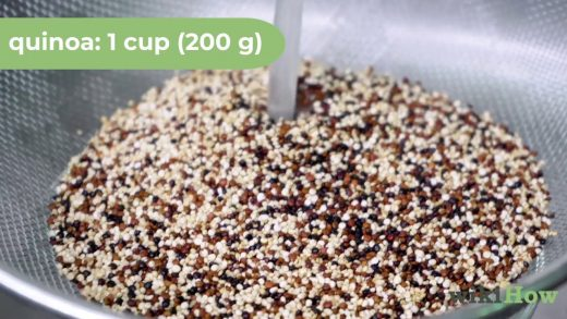 How to Cook Quinoa in the Microwave: 11 Steps (with Pictures)