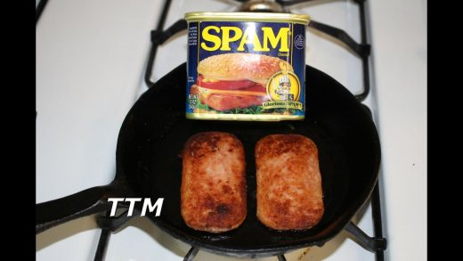 How long to cook spam? – Kitchen