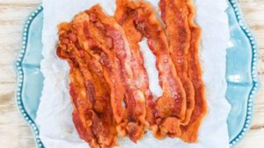 microwave bacon cooker 🥇 Makes crunchy, chewy bacon - Cook and Brown
