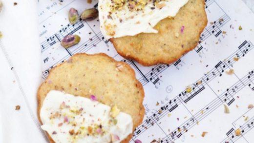 Mini Persian Love Cakes (No-Eggs) – MyYellowApron