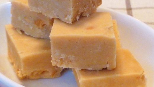 Cookistry: Alton Brown's 4-Minute Peanut Butter Fudge