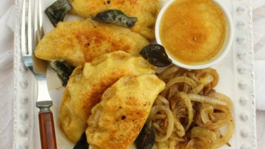 Pumpkin Pierogies with Brown Butter Sauce – Palatable Pastime Palatable  Pastime