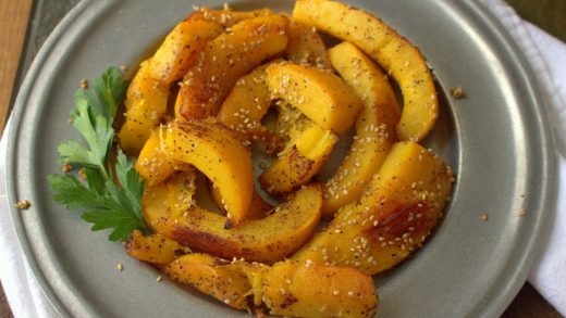 Roasted Pumpkin Wedges with Honey, Sesame and Sumac – Palatable Pastime  Palatable Pastime