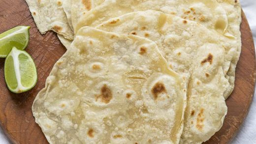 How to Freeze Tortillas: Gluten Free and Flour - Savory Saver