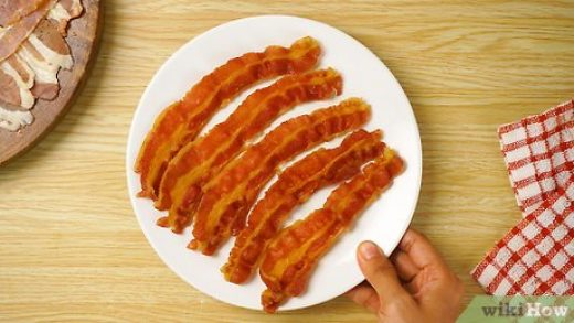 How to Cook Bacon in the Microwave: 11 Steps (with Pictures)