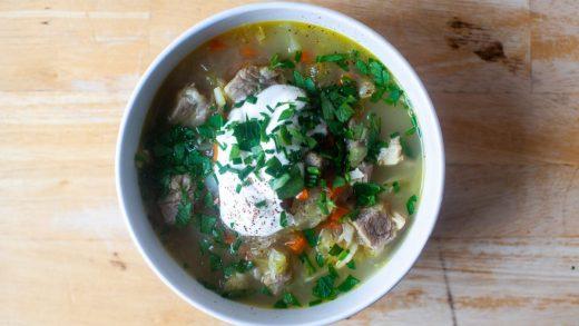 veselka's cabbage soup – smitten kitchen