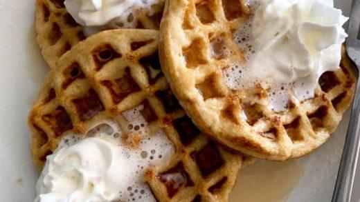liège waffles – smitten kitchen