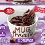 Betty Crocker™ Hot Fudge Brownie Mix Mug Treats with Fudge Topping -  BettyCrocker.com