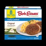 Bob Evans Fully Cooked Original Patties - Bob Evans Farms