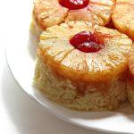 Pineapple Upside Down Cake in a Mug: A High Protein Mug Cake Recipe