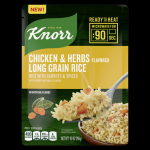 Knorr® Ready to Heat|Chicken & Herb Flavored Rice | Knorr US