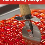 5 minute Microwave Hard Candy Honey Drops Recipe -