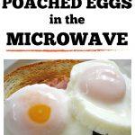 7 Best Microwave eggs recipes ideas   egg recipes, recipes, poached eggs