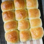 Eggless Pav Recipe in Oven Using Active Dry Yeast