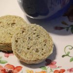 90 Second Bread Recipe • Low Carb with Jennifer