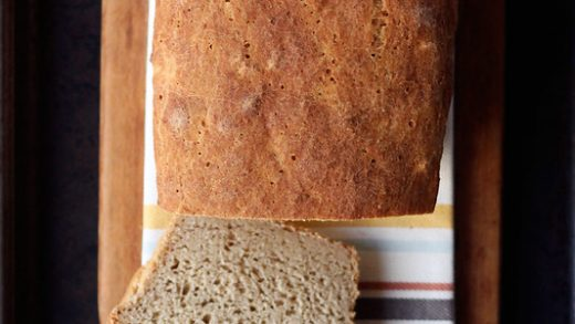 Gluten-free Sandwich Bread Recipe - America's Test Kitchen Cookbook