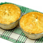Banquet Pot Pies: Microwaves Not the Best Way to Cook 'em...