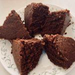Easy cakes in the microwave (normal mode) and without hand mixer and oven    The uniquemedley