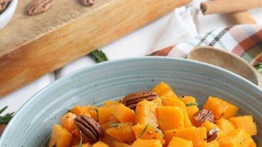 GORDON RAMSAY RECIPES   How To Make Roasted Butternut Squash by Gordon  Ramsay