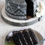 Baking|Barbara's Old Fashioned Chocolate Cake with Balsamic Strawberry &  Cream Filling {Eggless} -