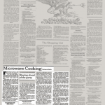 Microwave Cooking - The New York Times