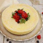 抹茶生乳酪蛋糕食譜,免烤蛋糕超方便(抹茶控) - 職業觀光客LISA