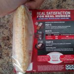 This Hot Pocket didn't come with a Crisping Sleeve.: mildlyinteresting