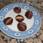 Fast Cook: Chestnuts Roasting on Microwave