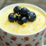Microwave Recipe -Lemon Mug Cake
