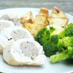 Sausage Stuffed Chicken Breast Recipe