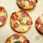 Kid-Friendly Microwave Cooked Tortilla Pizza – All in Pictures | Gotta Eat,  Can't Cook